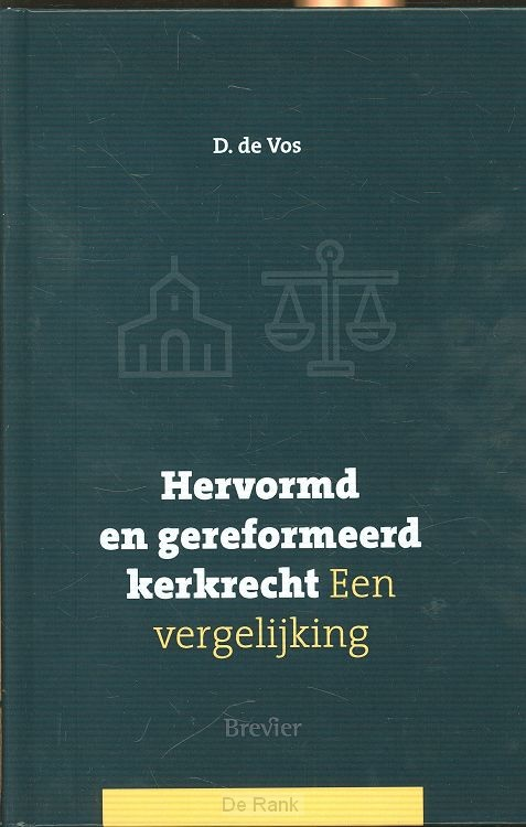 HERVORMD EN GEREFORMEERD KERKRECHT