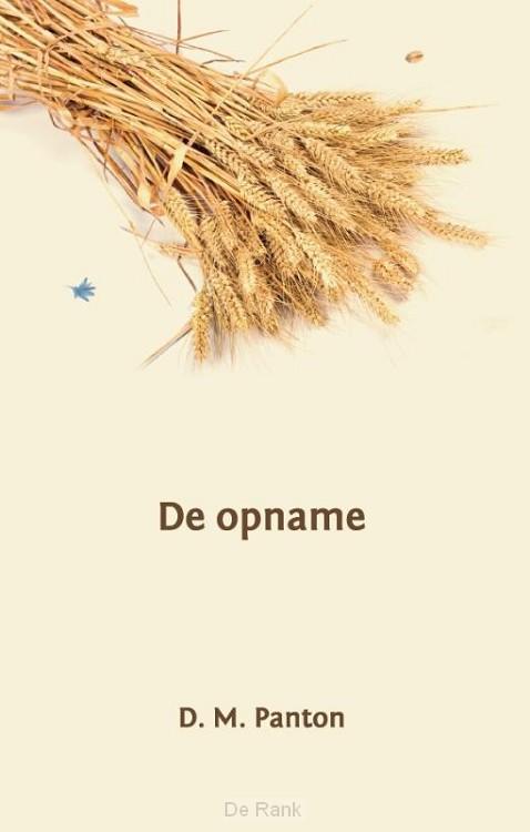 OPNAME, DE