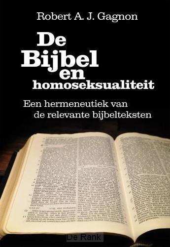BIJBEL EN HOMOSEKSUALITEIT  POD