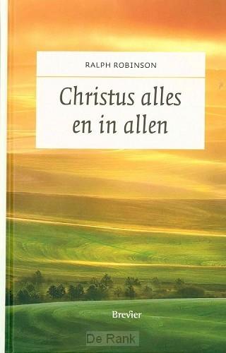 CHRISTEN ALLES EN IN ALLEN