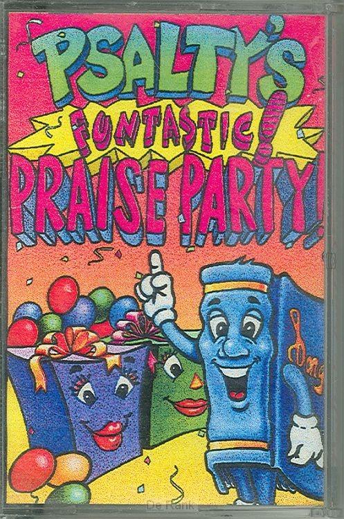PSALTY FUNTASTIC PRAISE PARTY MC