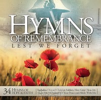 2CD/Hymns of Remembrance-Lest we forget
