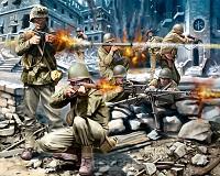 Amerikaanse Infanterie WOII 1:76