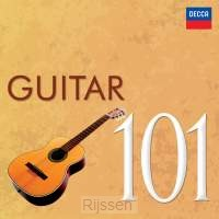 101 Guitar box 6cd