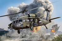 UH-60A Transport Helicopter[1:72]