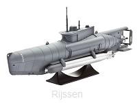 U-Boot Type XXVII B Seehund 1/72