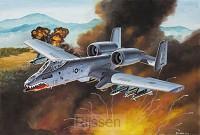 A-10 Thunderbolt II Easykit 1/100