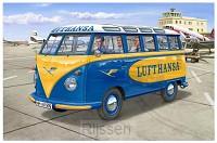 Volkswagen T1 Samba Bus Lufthansa [1:24]