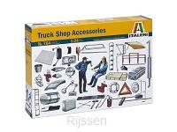 Truck Shop Accessories - Set 1 1/24