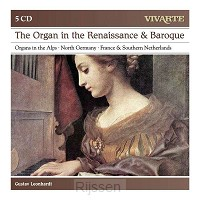 5cd The Organ in the Renaissance/Baroque