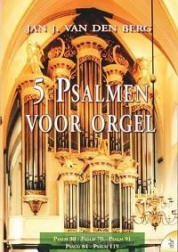 Vijf Psalmen voor orgel
