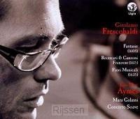 3CD Fantasie,Recercari & Canzoni