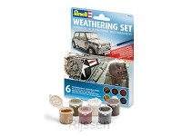 Weathering Set (6 Colours)