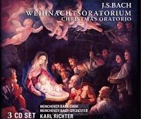 Weihnachtsoratorium BWV248 - 3CD