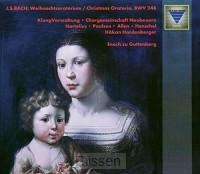 Weihnachtsoratorium BWV 248 3CD