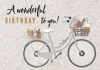 WK - A wonderful birthday to you!