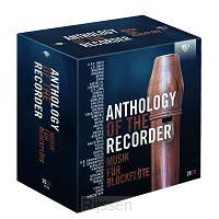 Anthology of the Recorder 26CD