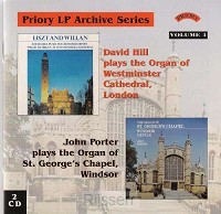 2cd Priory LP Archive Serie Vol.1
