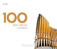 100 Best Organ Classics 6CD