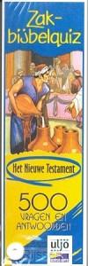 Zakbijbelquiz Nieuwe Testament