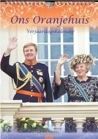 Verjaardagskalender Ons Oranjehuis