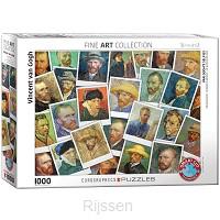 Van Gogh selfies