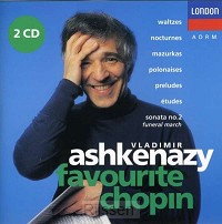 2CD Favourite Chopin