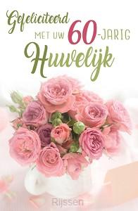 60 jaar getrouwd