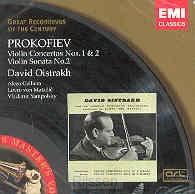 Violin Concertos 1, 2 / Violin Son. 2