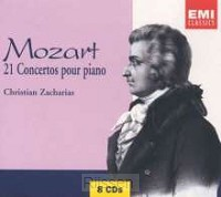 21 Concertos pour piano & orchestre 8CD