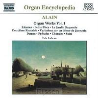 Alain Organ Works Vol. 1