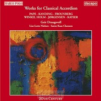 Works for Classical Accordion