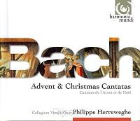 Advent & Christmas Cantatas 3CD