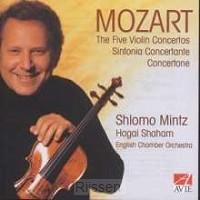 Violinkonzerte Nr. 1-5 3CD