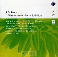 4 Massae breves BWV 223-226
