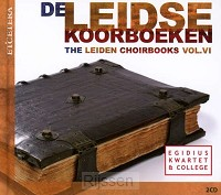 2CD / De Leidse Koorboeken Vol.6