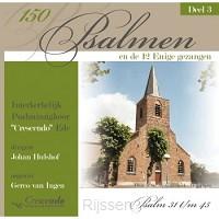 150 Psalmen en de Enige gezangen deel 3