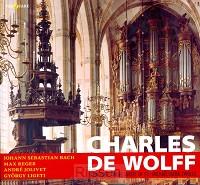 Bach, Reger, Jovilet, Ligeti