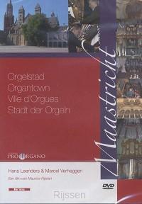 Dvd Maastricht Orgelstad