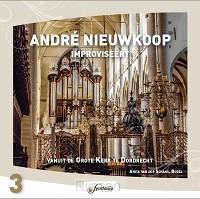 André Nieuwkoop improviseert deel 3