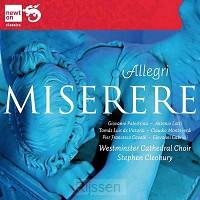 Allegri Miserere/Mast.piec.of Ren. Polyp