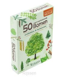 50 veel voorkomende bomen ontdekken & he