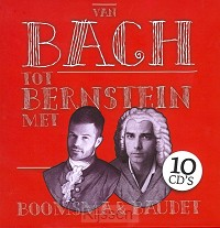 10CD Van Bach tot Bernstein