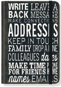 Adresboek Keep in touch