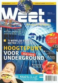 Weet magazine 2013 04 06 nr 20