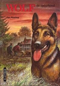 Wolf de speurhond POD