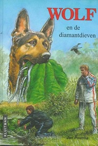 Wolf en de diamantdieven POD