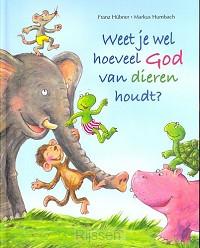 Weet je wel hoeveel God van dieren houdt