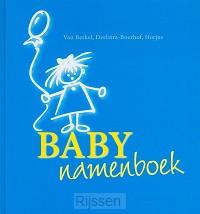 Babynamenboekje