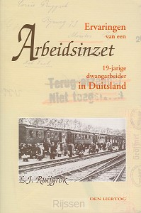 Arbeidsinzet - dwangarbeider in Duitsl.